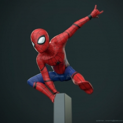 kevin-manning-spiderman-render02
